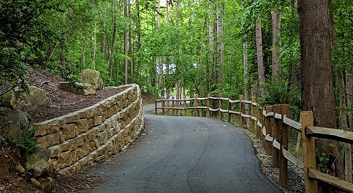 Rutherford County Walking Trail